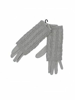 NWT Unbranded Women Gray Gloves One Size