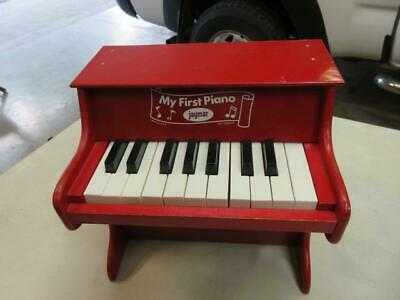 "Vintage Jaymar ""My First Piano"" Child's Toy Piano - EUC"