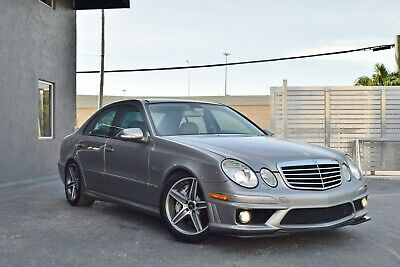 2007 Mercedes-Benz E-Class E63 Original Paint - Well Maintained - OEM Plus - Excellent Daily Driver over 500HP