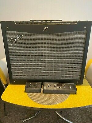 """Fender  Mustang Iv Combo Amp—150W 2X12"""" Speakers—Perfect Condition"""