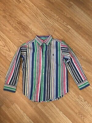 Ralph Lauren Boys 6 Years Shirt