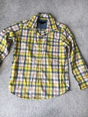 Gap Kids Long Sleeved Check Shirt