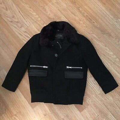 river island Boys 4 Years Coat