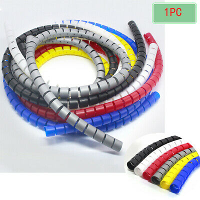 Wiring Home Improvement     Winding Pipe Protective Case Management Tube Spiral