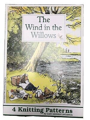 Wind In The Willows - knitting patterns for kids