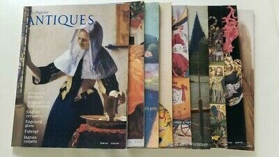 Antiques The Magazine - 1996 9 Issues