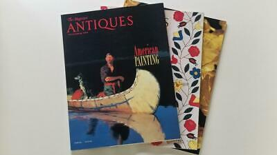 Antiques The Magazine - 1994 3 Issues