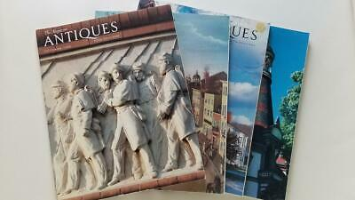 Antiques The Magazine - 1985 Four Issues