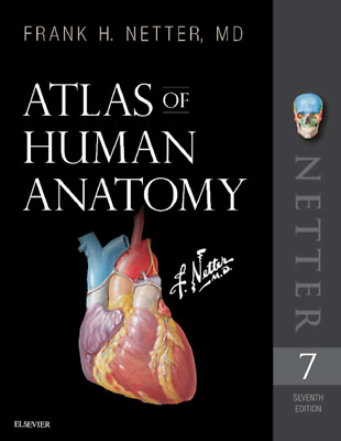 Atlas of Human Anatomy (Netter Basic Science) 7th Edition [E-EDITION]