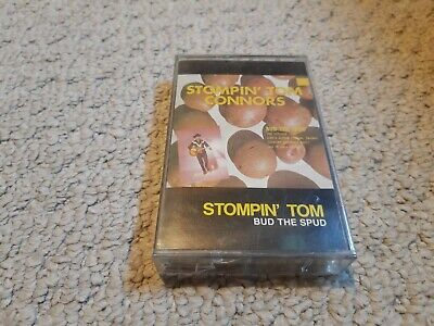 Stompin Tom Connors -Bud The Spud - Cassette excellent condition