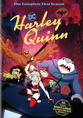 Harley Quinn: The Complete First Season (DC) [New DVD] 2 Pack, Eco Ama