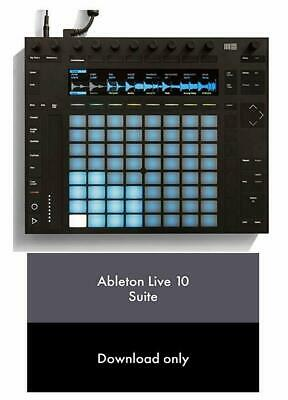 Ableton Push 2 Live 10 Suite included