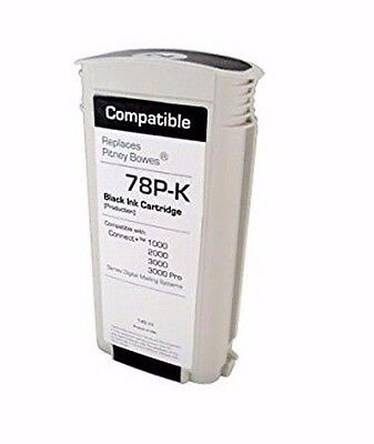 Pitney Bowes Connect+ BLACK High Capacity Ink Cartridge - Original - 78P-K