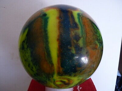 Amf Xtreme Ten Pin Bowling Ball, Weight 13.15 Made In The Usa.
