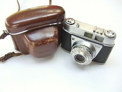 Kodak Retinette 1A Camera.  + Case