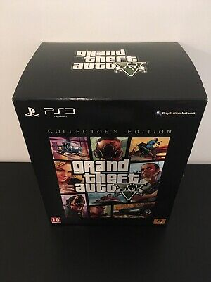 Grand Theft Auto V - Edition Collector - PS3 - GTAV - GTA5