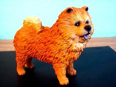 Collectible  Chow Chow  Figurine 1992