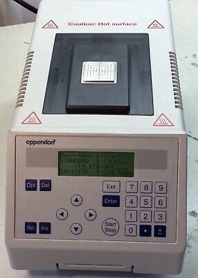 Eppendorf AG22331 Thermocycler 5532-F 53678 MASTERCYCLER Gradient PCR