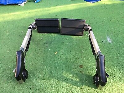 1 Pair of Elevating Leg Rest for Electric Power Chair