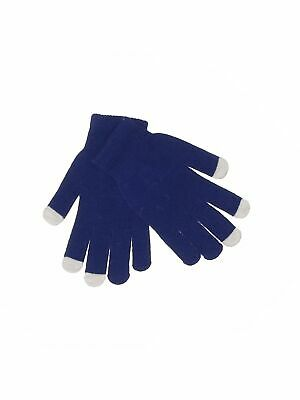 Unbranded Women Blue Gloves One Size