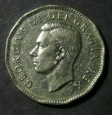 1951 Canada 5 Cents-Commemorative