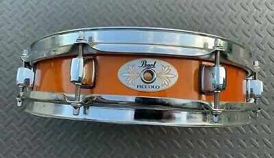 "Pearl 3"" X 13"" Maple Piccolo Snare Drum"