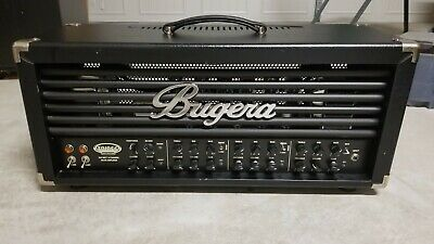 Bugera Trirec Infinium 100 watt 3 channel Guitar Amplifier with Footswitch