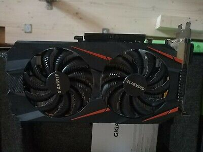 GIGABYTE Geforce GTX 1060 WINDFORCE OC 6 GB GDDR5 PCIe x16 Scheda grafica Nvidia