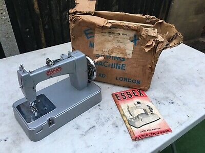 Vintage 60's Essex Miniature Machine