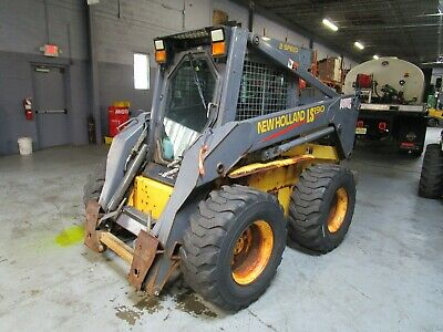 New Holland LS190 Skid Steer **Financing Available**