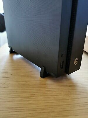 Xbox One X Vertical Standing Feet / Cooling Stand