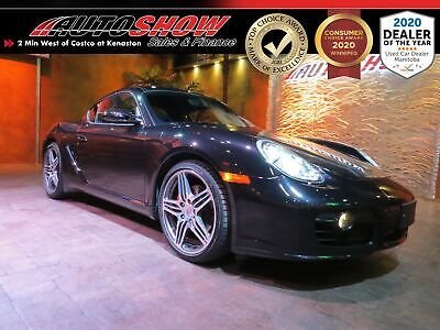 2008 Porsche Cayman S - Ultra low Kms and Like New! 2008 Porsche Cayman for sale!