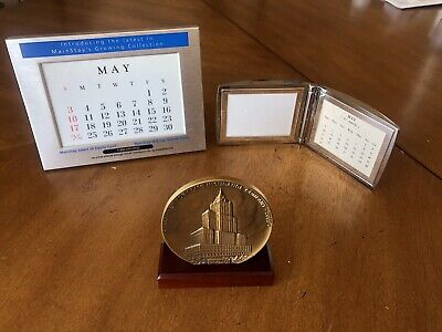 New York Life Insurance Company- Calendars, Medallion NR