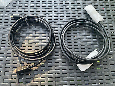 Lot de 2 cables hdmi 2m