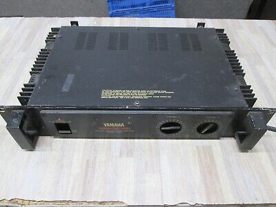 Yamaha P2050 Professional Series Natural Sound Stereo Power Amplifier