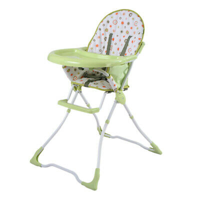 Baby High Chair Infant Toddler Feeding Booster Seat Folding Safe Portable Home