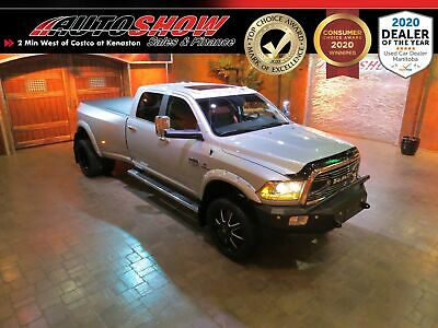 2017 Ram 3500 Laramie Longhorn *LOADED Custom Dually!! * 2017 Ram 3500 for sale!
