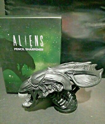 2019     LOOT FRIGHT ALIEN PENCIL SHARPENER      Horror Collectible      L@@K