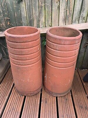 Victorian Chimney Pot Set