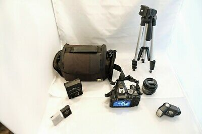 Nikon D5300 24.2 MP Digital SLR Camera With Extras