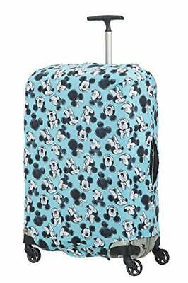 Samsonite Global Travel Accessories Disney Lycra Luggage Cover L, Blue