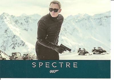 James Bond 007 Archives Spectre Promo Trading Card #P1