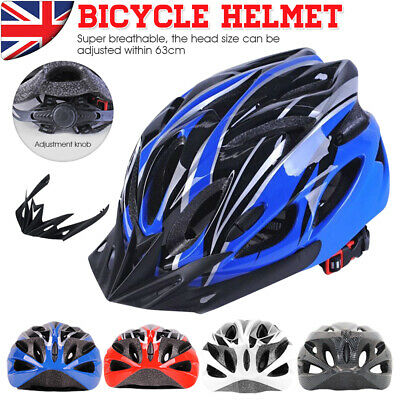 Unisex Road Mountain Bicycle Helmet Bike Cycling Safety Helmet Outdoor Sports