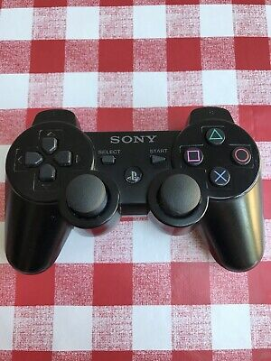 Manette Sixaxis DUALSHOCK 3 PlayStation 3 / PS3 (OFFICIELLE) (TBE)