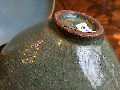 An Excellent Chinese Song/Yuan Dynasty Junyao Glazed Bowl and a Plate.