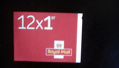 1st CLASS Stamps NEW x12 Royal Mail Postage Stamp First Class  Book UK