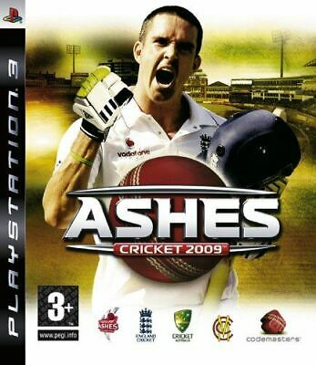 Ashes Cricket 09 (PS3), , Video Game