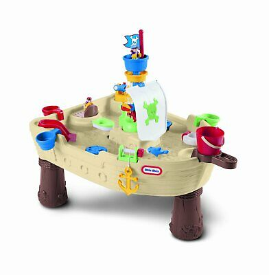 Little Tikes Anchors Away Pirate Ship Outdoor Play Water Table