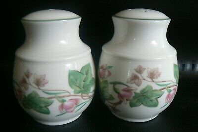Royal Doulton Expressions TIVERTON China  Salt Pepper