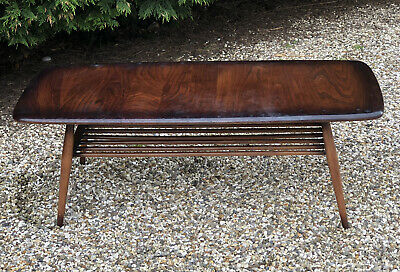 Retro Ercol Coffee Table Restoration Project  Delivery Available